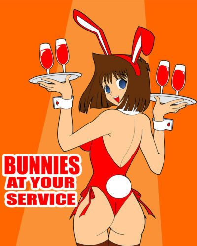 Jimryu Bunnies At Your Service (Yu-Gi-Oh)