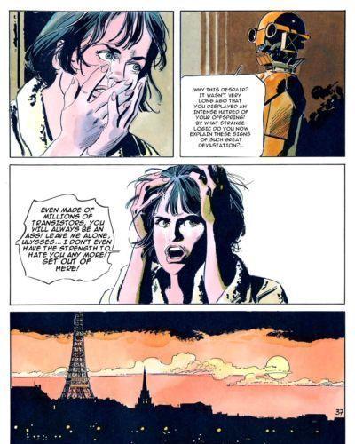 Paul Gillon The Survivor #4 - part 3