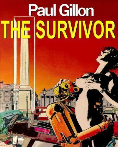 Paul Gillon The Survivor #1