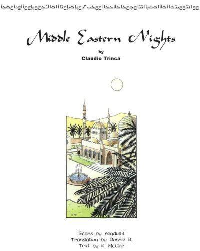 Claudio Trinca Middle Eastern Nights {Donnie B.}