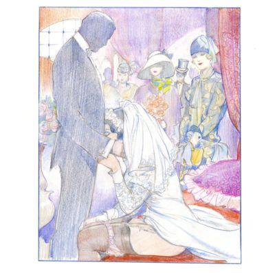Frollo Glamour book Unpublished colour works (EN) (IT) (FR) - part 5