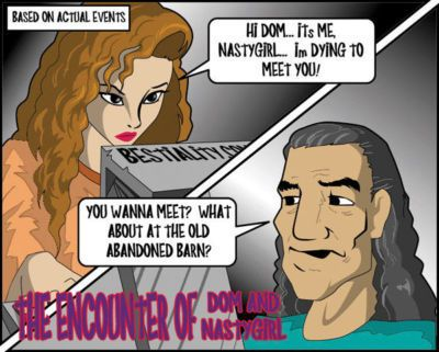 Reno The Encounter of DOM and Nasty Girl