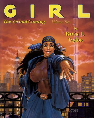 Kevin J Taylor Girl The Second Coming 2