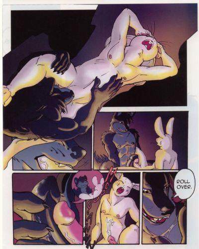 Darkzel- Mark Wulfgar- Nexus Jubatus Zoorama: Color Special - part 4