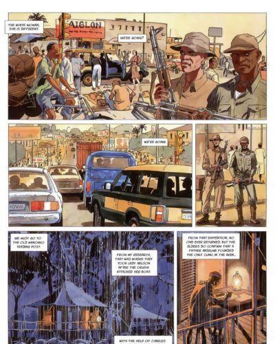 Ana Miralles Djinn - Volume #6: The Black Pearl - part 2