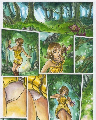 मार्ग वन सपना (final कल्पना आठवीं और x)
