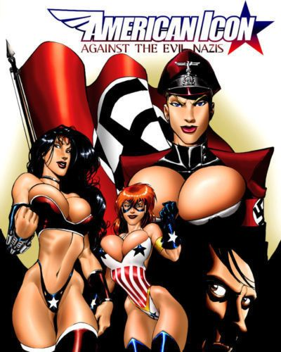 American Icon - Against the Evil Nazis 01
