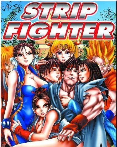 MMG Strip Fighter