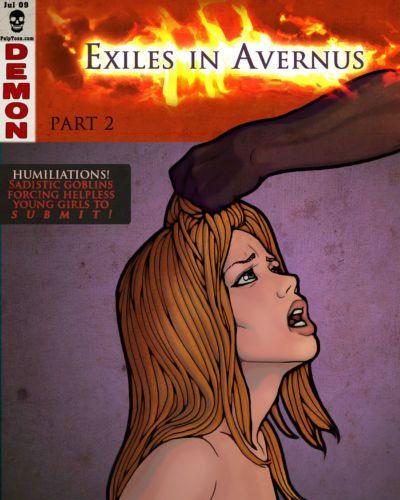 Jeff Fairbourn Exiles in Avernus #2