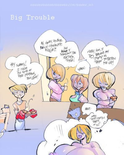 Mamabliss Big Trouble