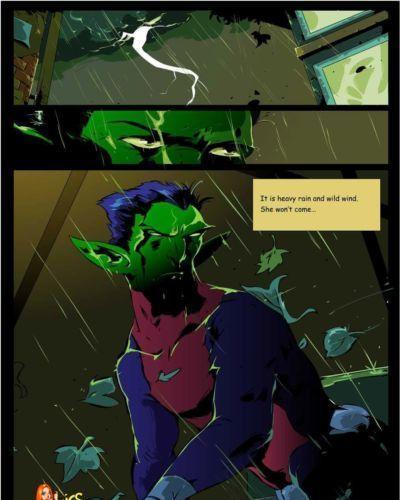 Okunev Teen Titans #2 (Teen Titans)