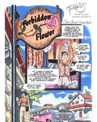 Ferocius Forbidden Flower
