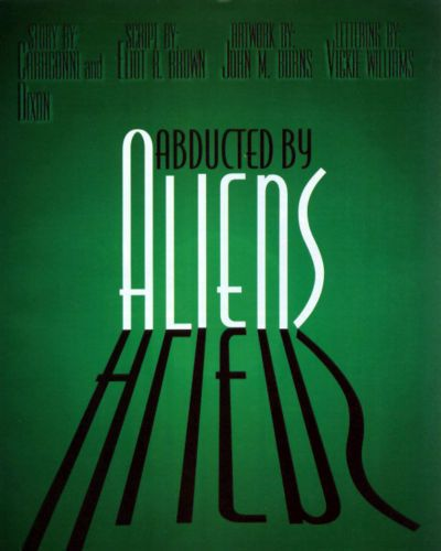 John Burns Abducted by Aliens