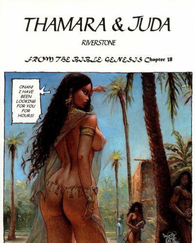 Peter Riverstone Thamara and Juda