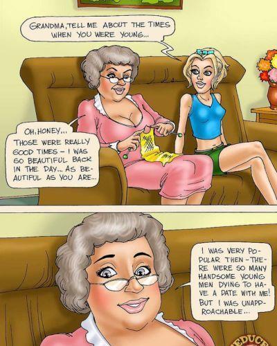 Amanda - Grandmas Memories