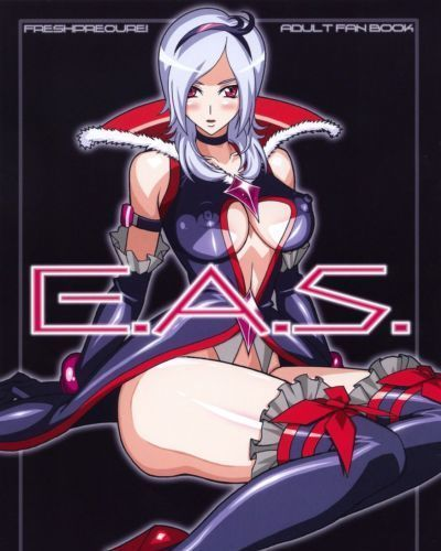 Studio Mizuyokan (Higashitotsuka Rai Suta) E.A.S. Erotic Adult Slave! (Fresh Precure!) Doujins.com