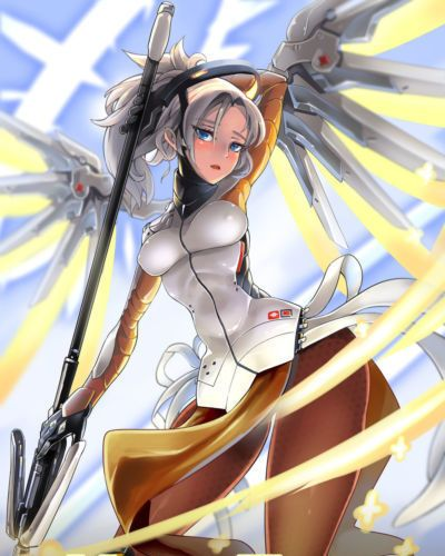 Mercy Therapy (Overwatch) h-manga.moe
