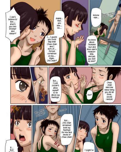 Kisaragi Gunma Giri Giri Sisters Ch. 1-4+Extra SaHa Colorized Decensored - part 4
