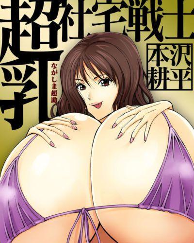 Nagashima Chosuke Chounyuu Shataku Senshi Honzawa Kouhei Vol. 2 VVayfarer Digital