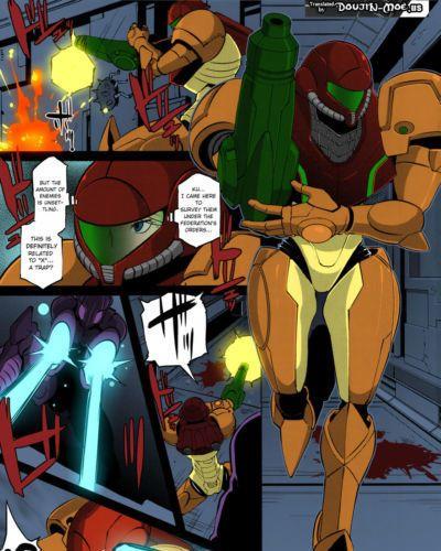 (C86) EROQUIS! (Butcha-U) Metroid XXX (Metroid) Colorized Ongoing
