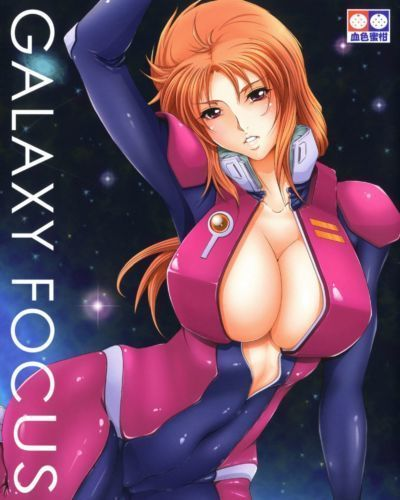 Kesshoku Mikan (Anzu, ume) GALAXY FOCUS (Gundam Unicorn) {Localized} Digital