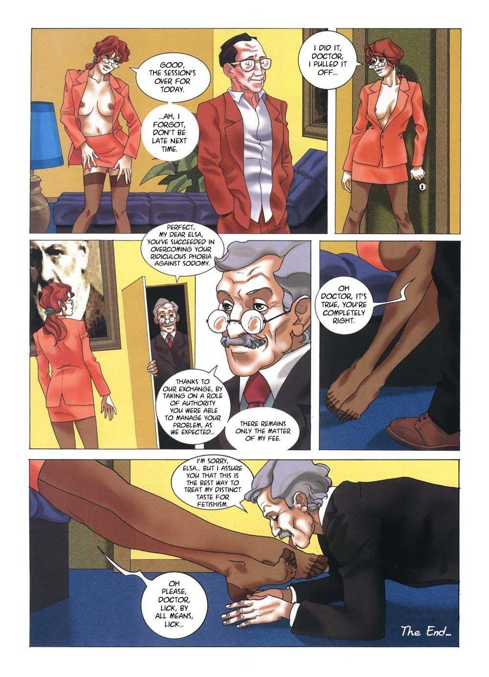 Fildor The Psychoanalyst