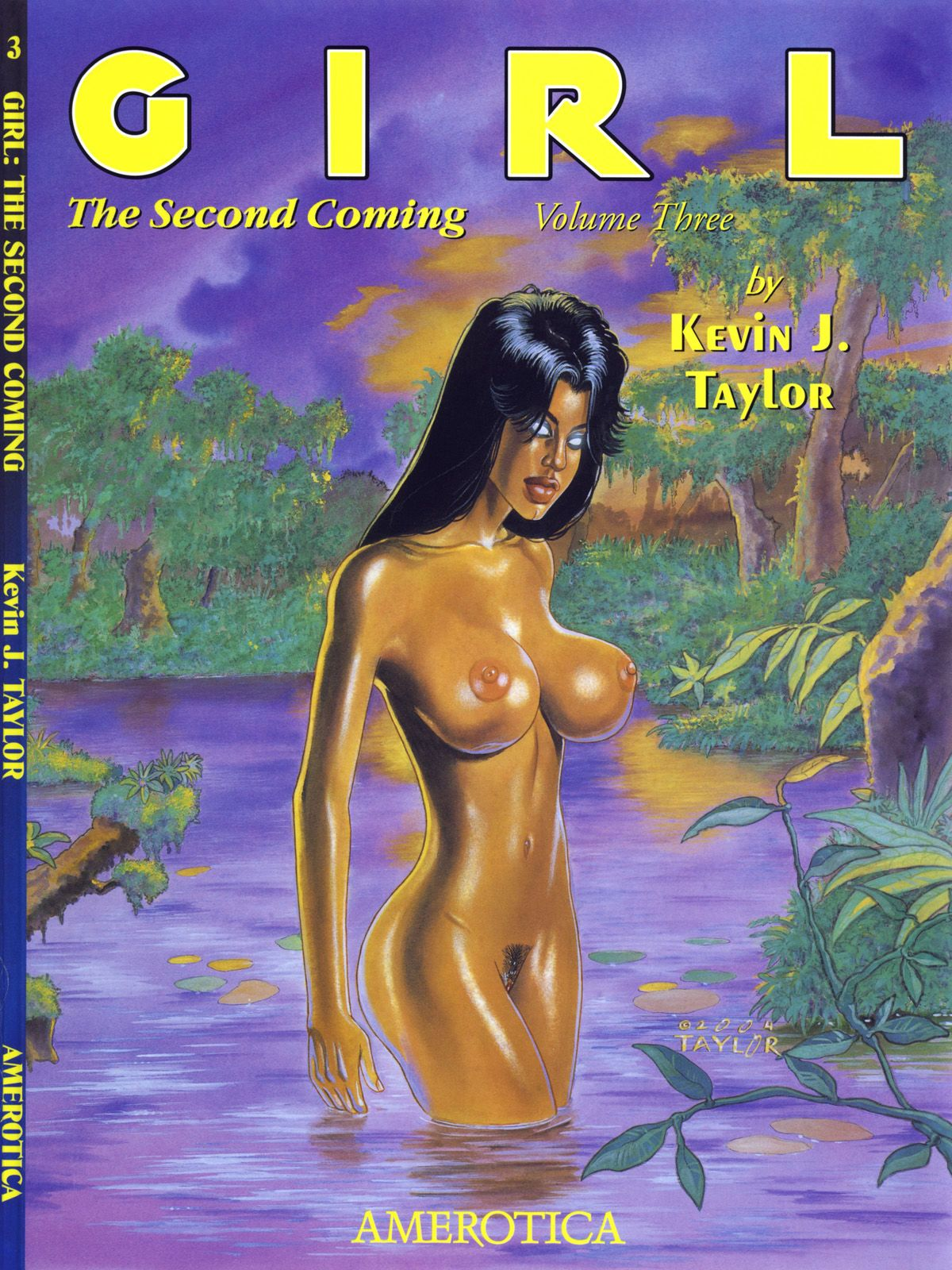 Kevin J Taylor Girl The Second Coming 3