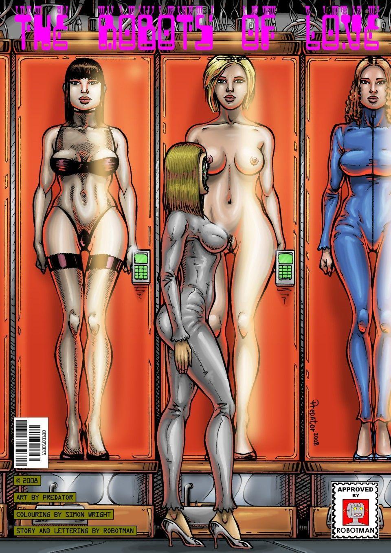 Predator The Robots of Love