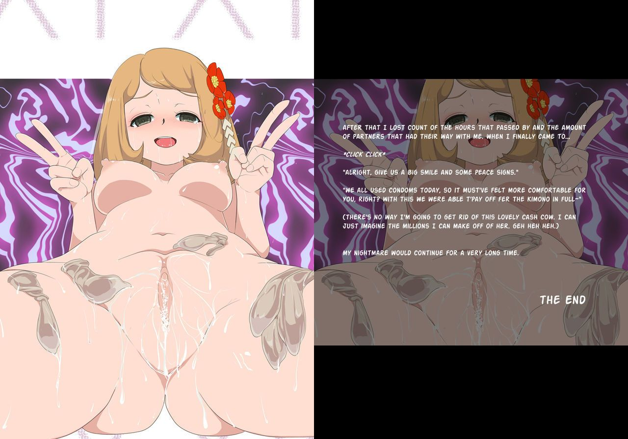 Makoto☆Skip (Makoto Daikichi) SERENA BOOK 3.5 Last Poke vision Epilogue (Pokemon) {risette-translations}