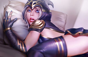 Reward 05 - Ahri- Ashe- Riven - part 2