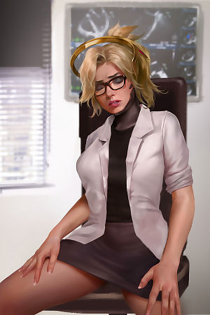 The private Session for Mercy - part 10