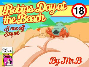 Robins Day at the Beach