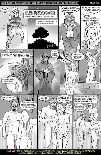 Adventures of Alynnya Slatefire - part 5