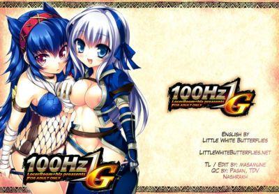 (C80) Locker Room, hlz (100 Yen Locker, Sanom) 100Hz 1G (Monster Hunter) =LWB=