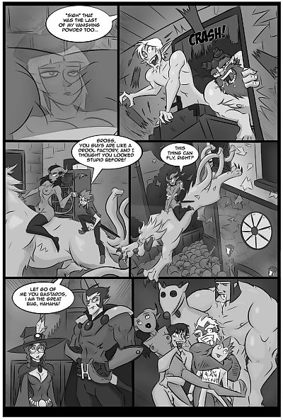The Party - part 3