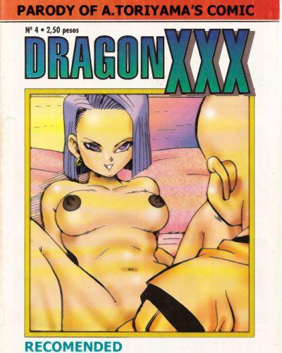ड्रैगन XXX ड्रैगन गेंद जेड