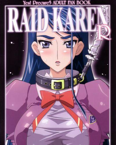 Raid Karen R (Yes! Precure 5)