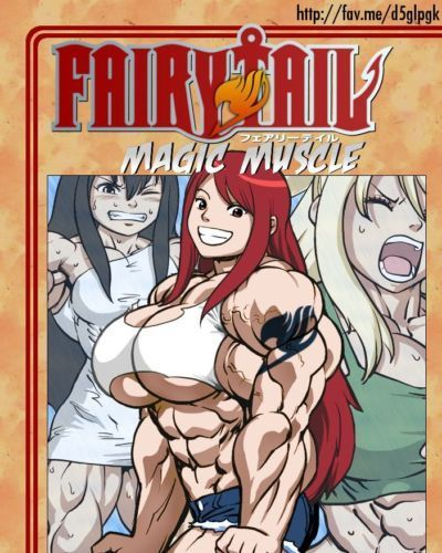 Magic Muscle (Fairy Tail)