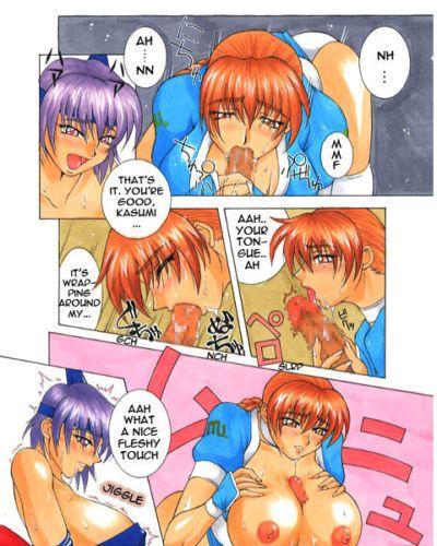 KISKE Kasumi and Ayane (Dead or Alive)