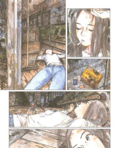 Kajio Shinji, Tsuruta Kenji Sasurai Emanon Vol.1 Gantz Waiting Room - part 2