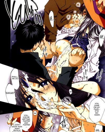(SC33) RPG COMPANY 2 (Toumi Haruka) MOVIE STAR Plus (Ah! My Goddess) =LWB= - part 4