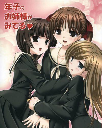 (C68) Pokopen-Honpo (Shikato Miyo) Toshigo no oneesama ga miteru (Maria-sama ga Miteru)