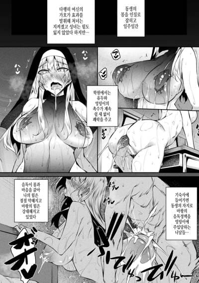 Seijo Daraku Kouhen 2