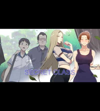 secret class 01-03 raw