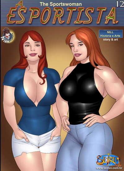Seiren – The Sportswoman 12