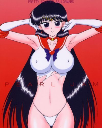 (C71) BLACK DOG (Kuroinu Juu) Pearl Jam (Bishoujo Senshi Sailor Moon) Takehiro Colorized