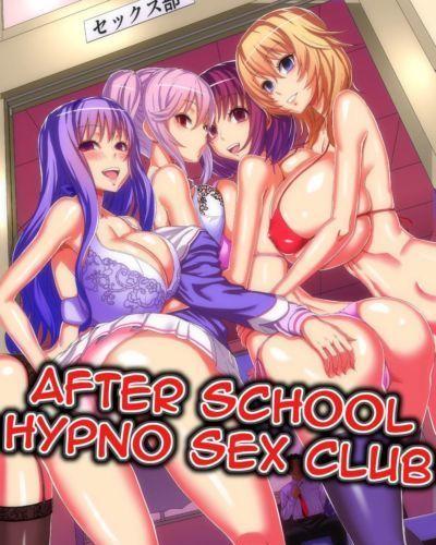 후에 학교 Hypno 성별 클럽