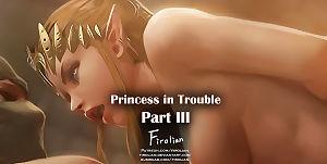 la princesa en problemas - Parte III