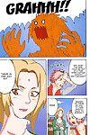 (C72) Naruho-dou (Naruhodo) Tsunade no Inchiryou - Tsunade\'s Sexual Therapy (Naruto) {} Colorized - part 3