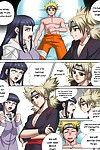 Naruto- NaruHinaTemari Doujin Jadenkaiba